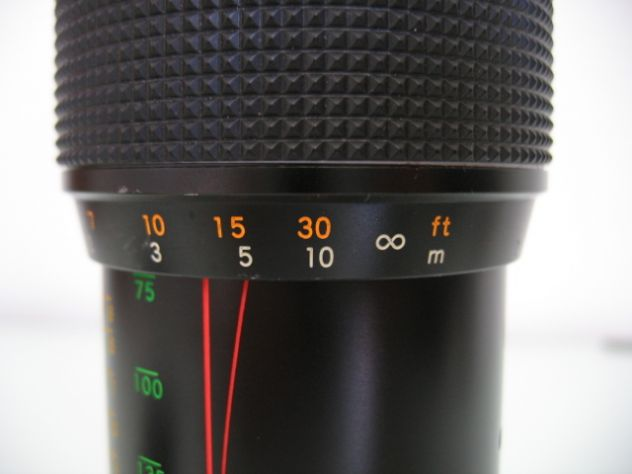 YASHICA MC ZOOM MACRO 75-200 mm. f/4.5 - Y/C - Foto 7