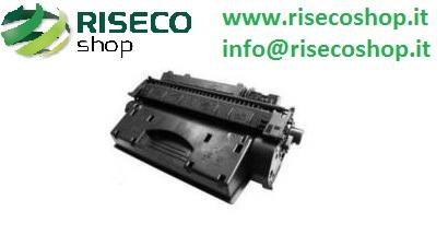 Cartuccia CE505X HP Rigenerata