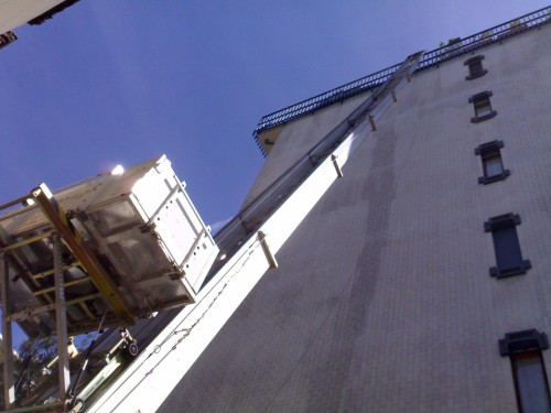 Noleggio scala autoscala per traslochi ed edilizia - Foto 4