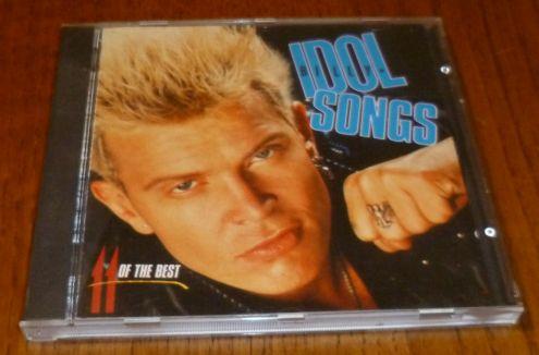 Billy Idol - 11 of the best CD Originale