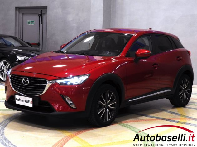 MAZDA CX-3 1.5L SKYACTIV-D 4WD EXCEED 6AT