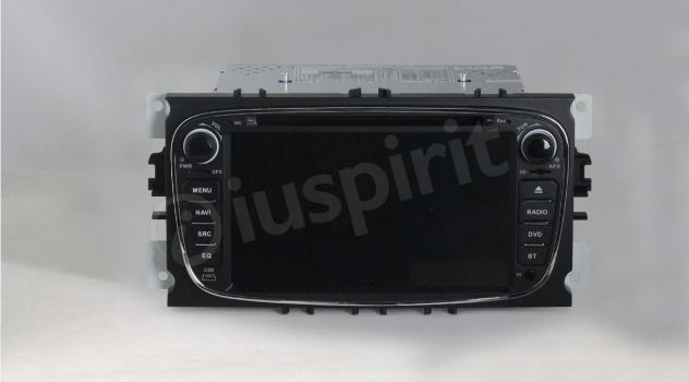 ANDROID DVD autoradio 2 DIN navigatore Ford Focus Mondeo C-Max S-Max - Foto 8
