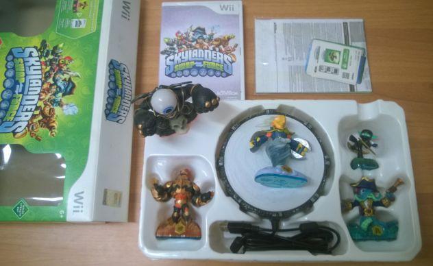 Gioco Wii Skylanders Swap-Force completo + 2 personaggi extra - Foto 2