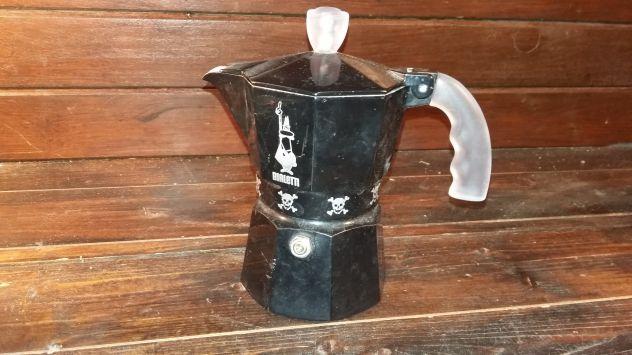 V485 caffettiera riuso Bialetti Pirata 4tz
