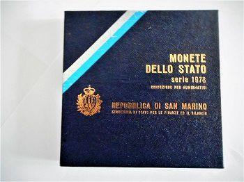 Rep. Di San Marino-Monete Dello Stato-Monetazione ordinaria 1978