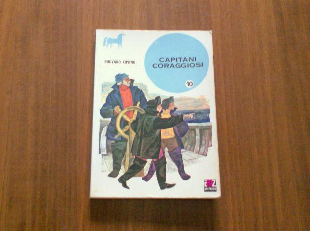Capitani Coraggiosi - Rudyard Kipling