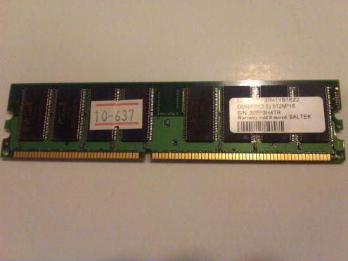 Memoria 512 Mbyte DDR 400