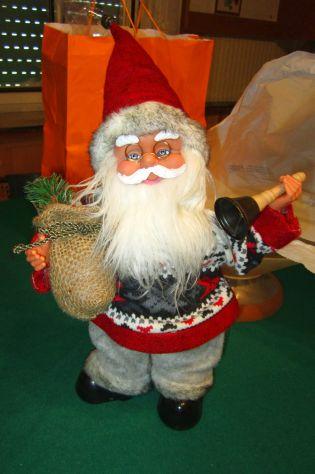 Babbo Natale Meccanico