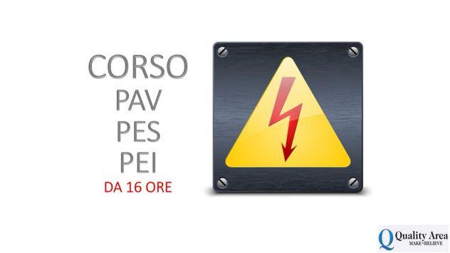 Corso pes - pav - pei ( in tutta italia )
