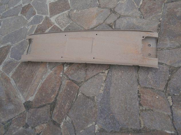 Traversa posteriore Autobianchi a112 Abarth Elegant (anni 69-76) NUOVA - Foto 2