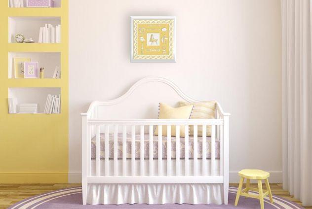 La tavola di nascita del neonato -GRAFFITO PERSONALIZZATO- - Foto 8