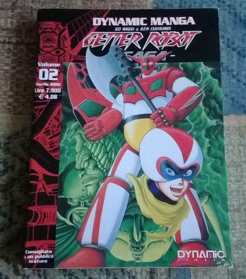 Getter Robot Saga Vol.1-4 - Foto 2