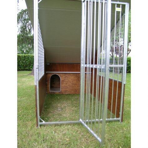 Box per cani con recinto coperto - Foto 6