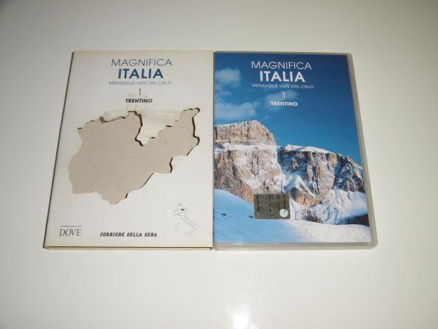 """UN DVD IN OTTIME CONDIZIONI,ORIGINALE,COMPLETO,RARISSIMO:""""MAGNIFICA IT … - Foto 2"""