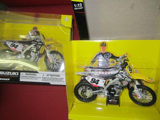 Modellini moto replica Ken Roczen