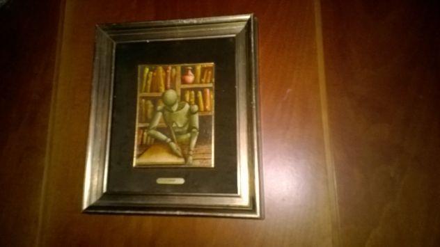 Offro quadri e oggetti e mobili d'antiquariato
