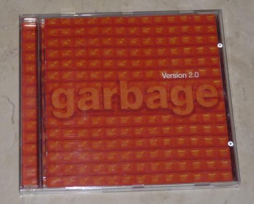 Garbage - Version 2.0 CD Originale