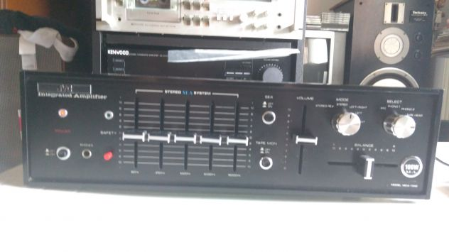 Amplificatore jvc mca 104 z