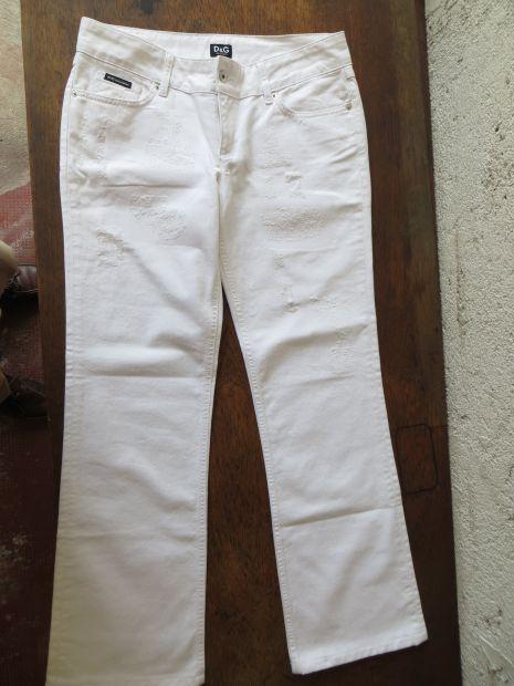 Jeans donna dolce e gabbana