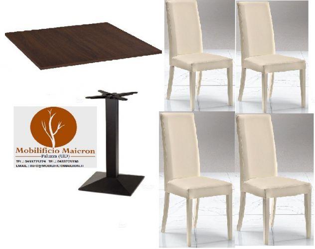 Set Completi Tavoli e sedie ristoranti cod 217