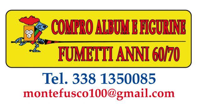 COMPRO FUMETTI anni 60/70 - Foto 8