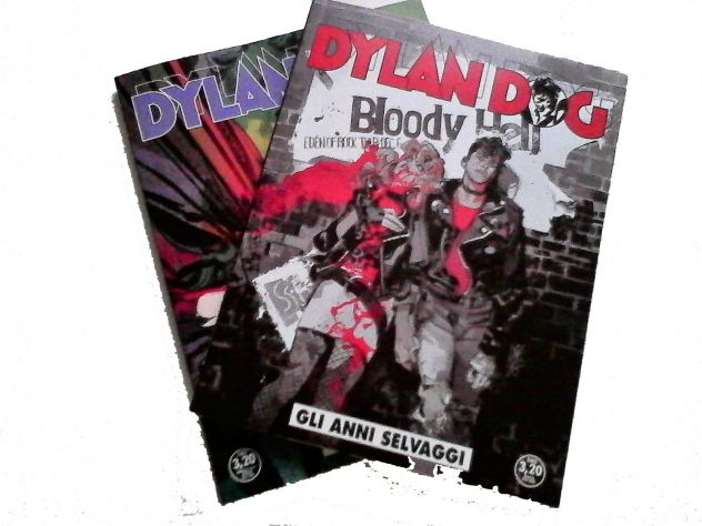 Collezione DYLAN DOG-Collection DYLAN DOG