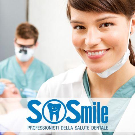Scegli la professione del sorriso!