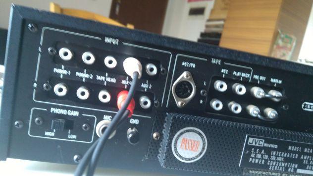 amplificatore jvc mca 104 z - Foto 7