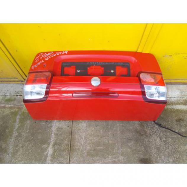 12833156 COFANO BAULE POSTERIORE SAAB 9-3 Cabrio 2° Serie 1998 Benzina 129  …