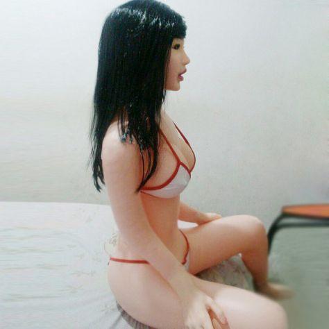 SEXY DOLL BAMBOLA SILICONE FOR MAN PER SODDISFARE OGNI TUO DESIDERIO - Foto 7