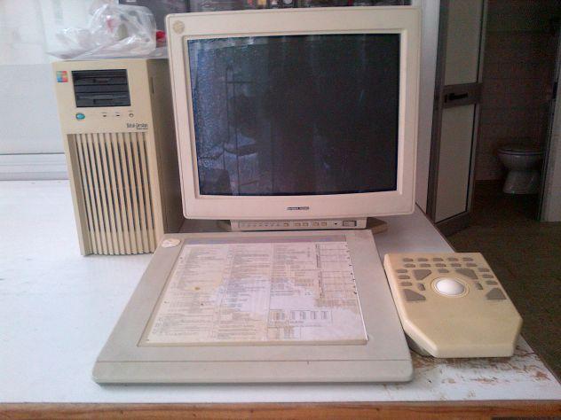 VENDO COMPUTER TOTAL DESIGN PER SHIMA