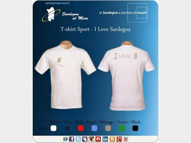 T-shirts - SardegnaAlMare - Sardegna Al Mare