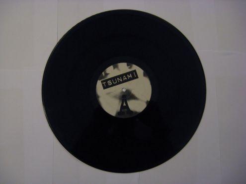 Vinile 45 giri (EP) originale 12 ' ' Tsunami - Foto 3