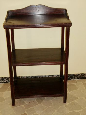 ETAGERE ANTICA primi 900 in legno massello