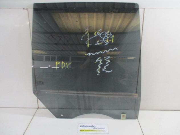 8342126000 VETROSCENDENTE PORTA POSTERIORE DESTRA HYUNDAI SANTAFE 2.0 D 5M  …