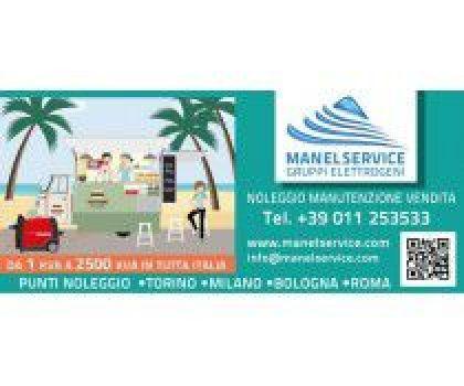 MANEL SERVICES SRL -