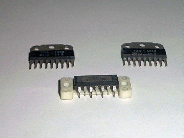 TDA 2010 e 2 TDA 1010, amplificatori audio - Foto 2