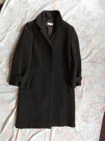 hot sale online 3468a 00aa9 TER ET BANTINE Cappotto donna antracite Lana 42