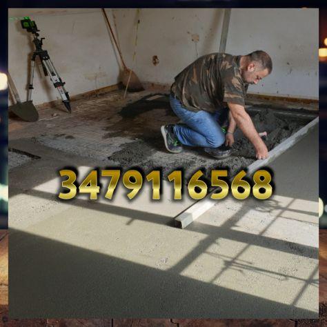 Ristrutturazione muratore cartongesso idraulico elettricista chiavi in mano - Foto 4