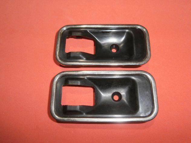 Placchette cornici maniglie apriporta interne Alfasud prima serie Sprint