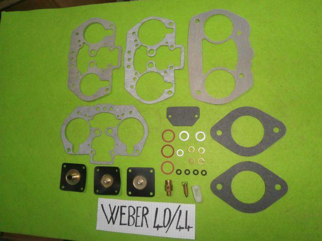 """Kit revisione carburatore Weber 40 44 48 idf    """"Kit repair  Weber 40  … - Foto 2"""