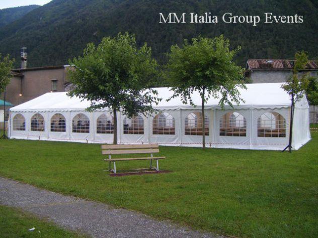 TENSOSTRUTTURE TENDONI GAZEBO PROFESSIONALI MM ITALIA GROUP - Foto 2