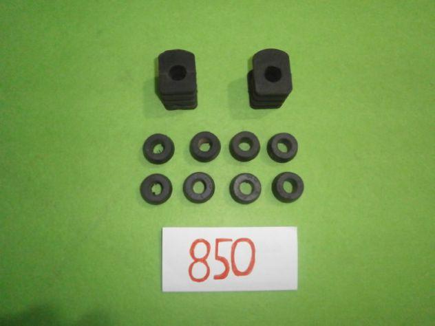 Boccole e tasselli barra stabilizzatrice Fiat 850 sport spider special NUOVI - Foto 5