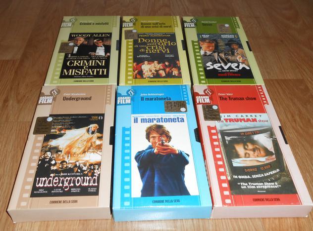 cassette VHS film da collezione - Foto 4