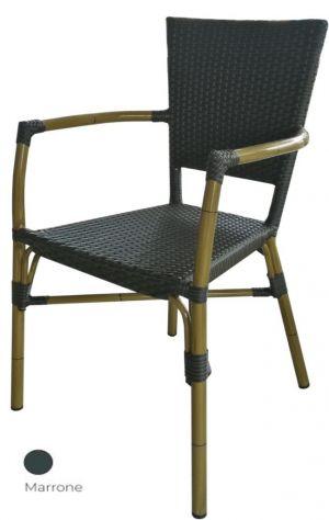 Sedie Esterno Ristorante Bar Arredamenti Cod 8012