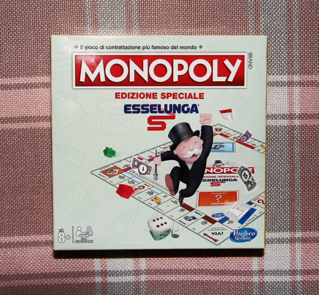 MINI MONOPOLY Edizione Speciale Esselunga