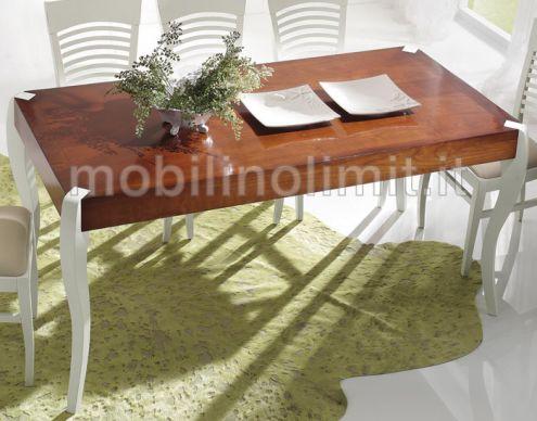 Tavolo Smontabile Piano Fisso (160 x 85) - Nuovo