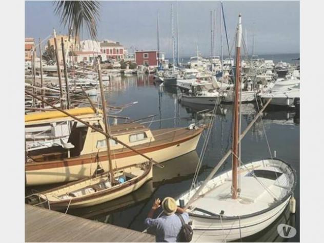 barca a motoreAPREA MARE gozzi usati privati na anno2020 lunghezza mt6