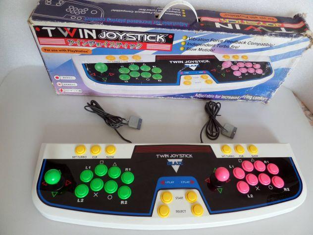 Joystick Arcade doppia postazione, anni 90