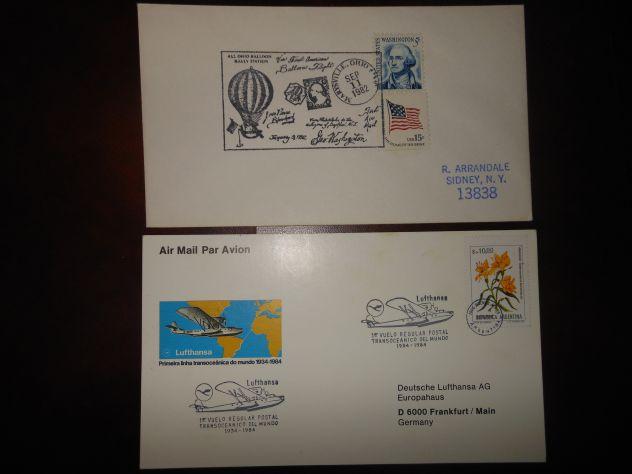 Posta aerea - LUFTHANSA - Lotto n. 5